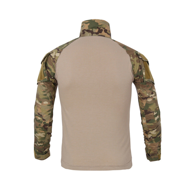 Army Camouflage Combat Tactical T Shirt - freakichic