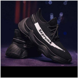 Men Casual Shoes Breathable - freakichic