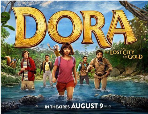 Dora and The Lost City of Gold Feature Film