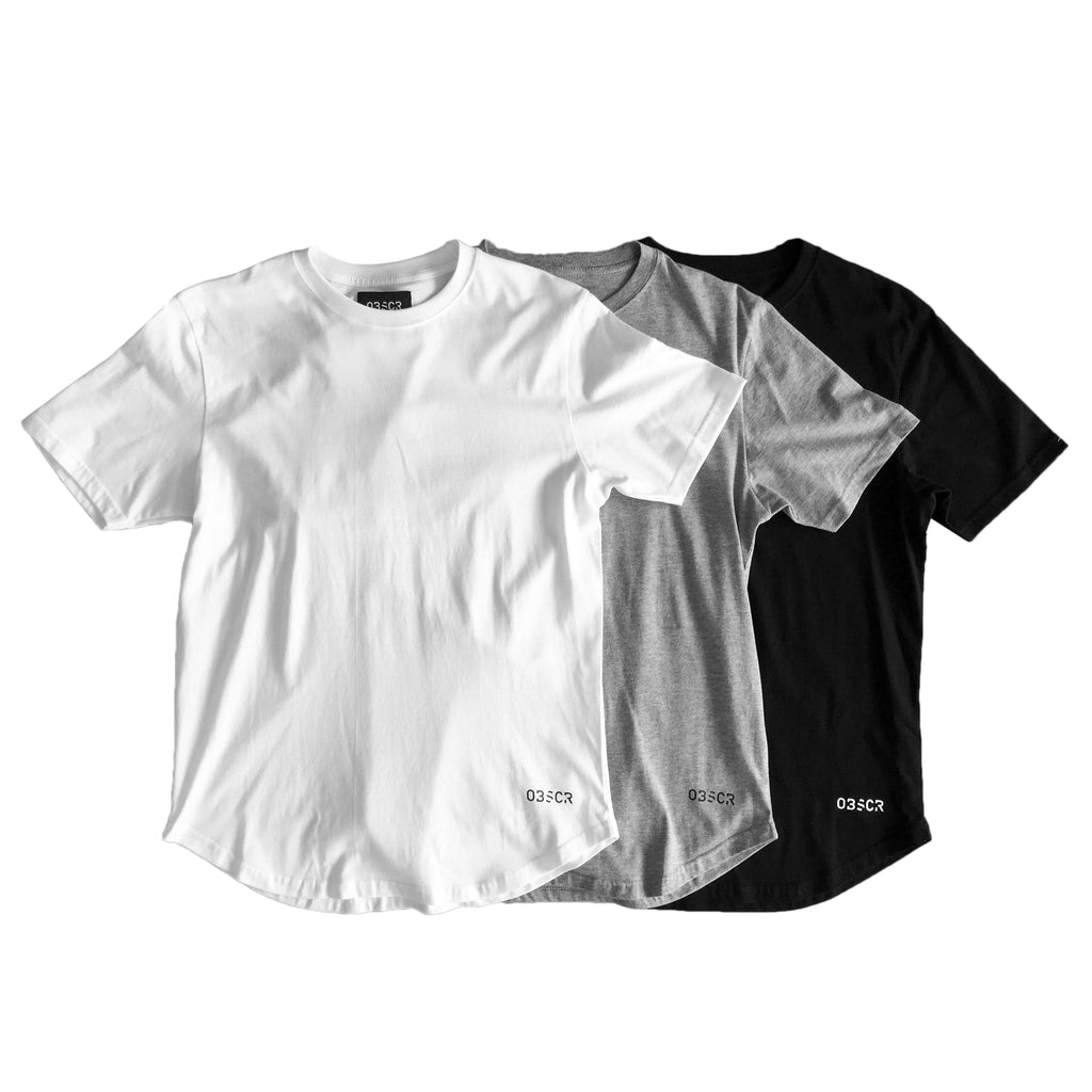 3IN1 PACK ESSENTIAL TEE