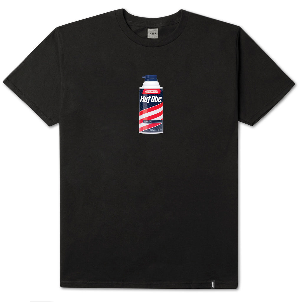CANNED HEAT S/S TEE BLACK