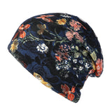 Women Summer Lace Flower Beanie