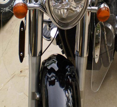 KAWASAKI VULCAN 2000 CLASSIC / LT 2006-UP REPLACEMENT LOWER WIND DEFLECTORS