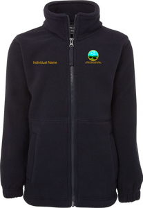 TRAX Full Zip Polar Fleece Kids - Clever Club Products
