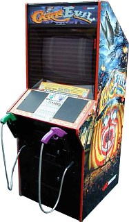 Carnevil Arcade Shooting Game