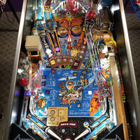 Junk Yard Pinball Machine