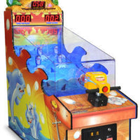 Sharky's Treasure Ticket Arcade Game