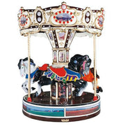 Classical Carousel Kiddie Ride
