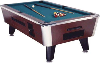 Eagle Coin Operated Pool Table (6'-9')