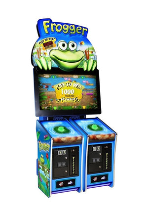 Frogger Ticket Arcade Game