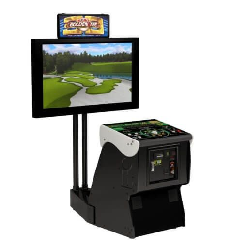 Golden Tee 2019 Home Edition Golf Game