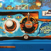 Harpoon Lagoon Ticket Arcade Game