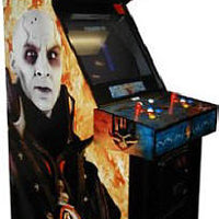 Mortal Kombat 4 Arcade Fighting Game
