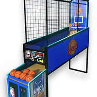 NBA Hoops Basketball Arcade Game