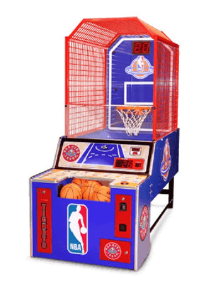 NBA Hoop Troop Basketball Arcade Game