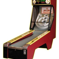 Skee Ball Newer 10' Classic Alley Roller Arcade Game