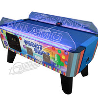Short Shot Kids Coin Operated Air Hockey Table