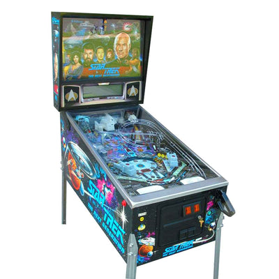 Star Trek The Next Generation Pinball Machine