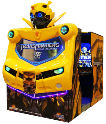 Transformers Deluxe Arcade Shooting Game
