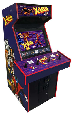 X-Men Arcade Video Game