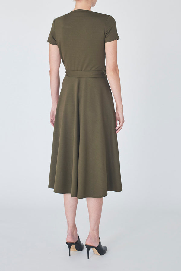dress-khaki-Catherine-back