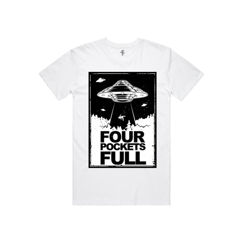Out of this World Tee - White