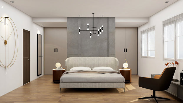 Embrace Bed, Furniture - Molecule Design