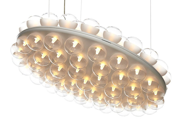 Prop Ceiling Light - Round