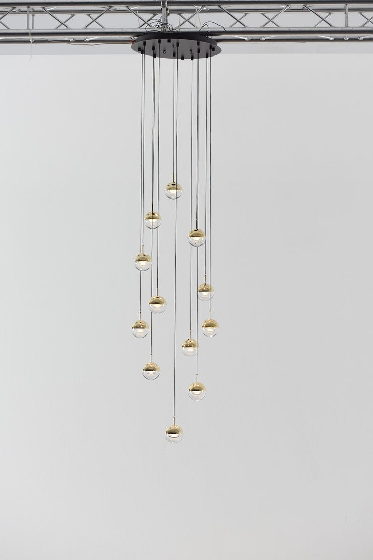 Dora 12 Pendant, Lighting - Molecule Design