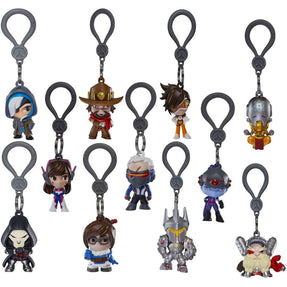 Overwatch Backpack Hangers Keychain Mystery Pack (1 Random)