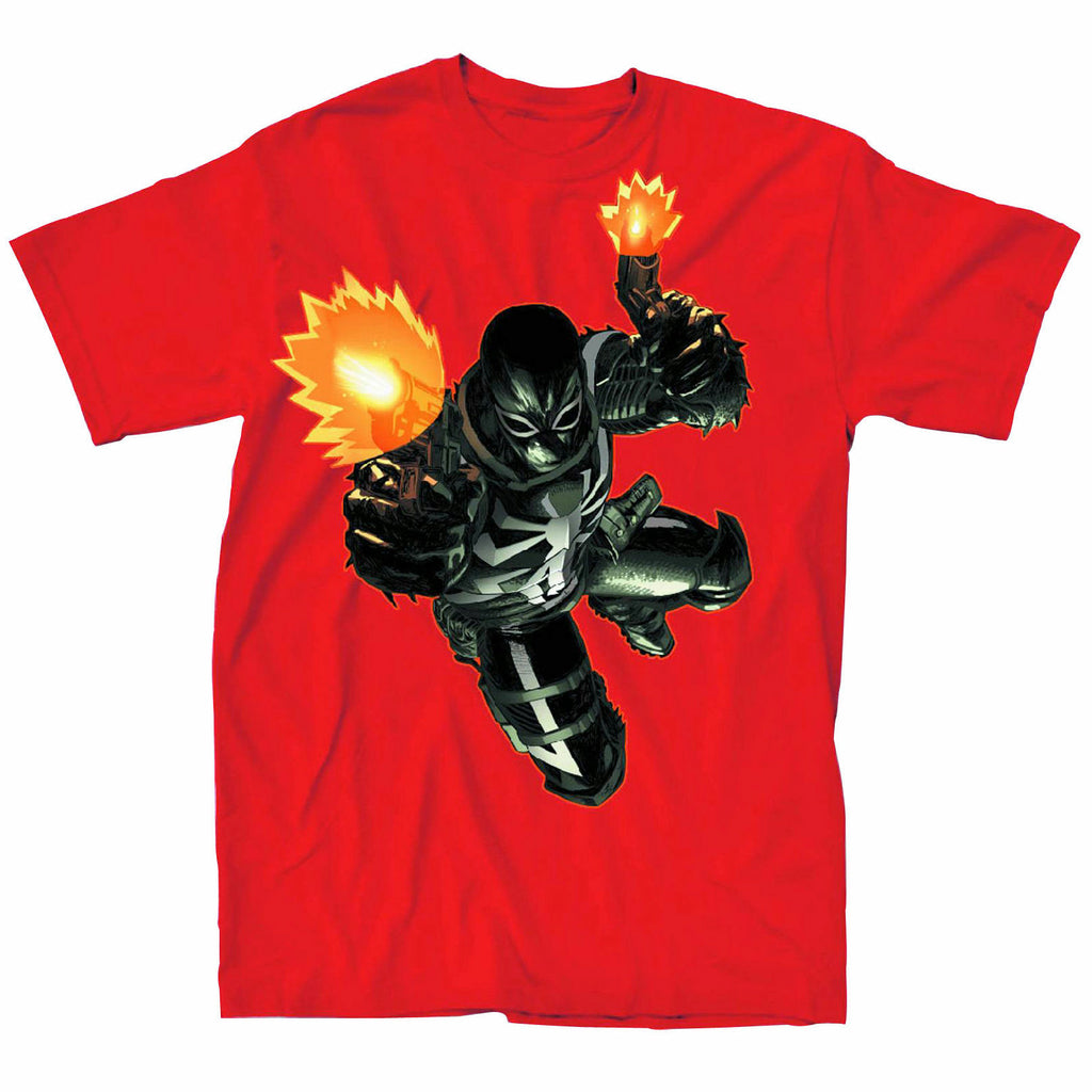 Agent Venom Flash Shot Red T-Shirt | S