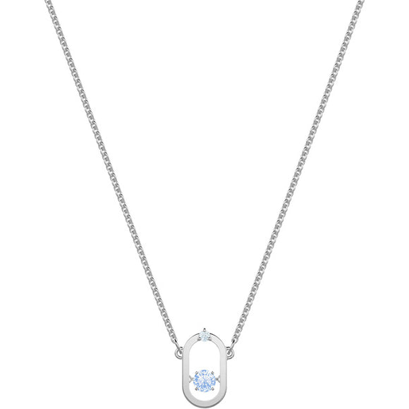SWAROVSKI NORTH NECKLACE, BLUE