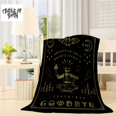 Ouija Blanket  - Cradle Of Goth