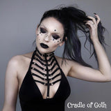 Dark Queen Harness  - Cradle Of Goth
