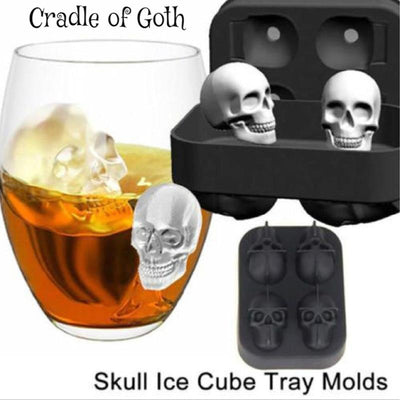 Ice Skulls  - Cradle Of Goth