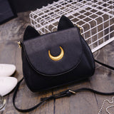 Moon Purse (Handmade & Vegan)  - Cradle Of Goth
