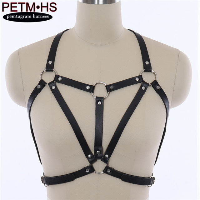 Dragon Ring Harness 6 Default Title - Cradle Of Goth