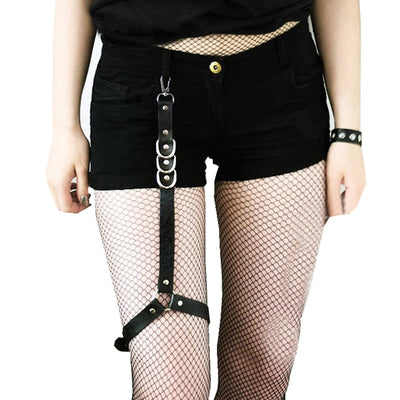 Thigh Strap Garter  - Cradle Of Goth