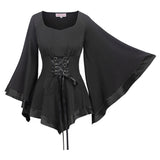 Gothic Enchantress Blouse  - Cradle Of Goth