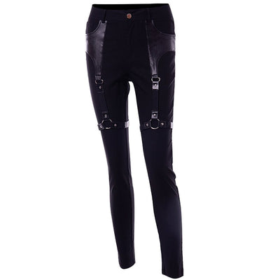 Fierce Goth Pants  - Cradle Of Goth