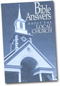 Local Church Tract (100 pk)