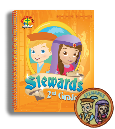 Stewards Student Pack - Second Grade
