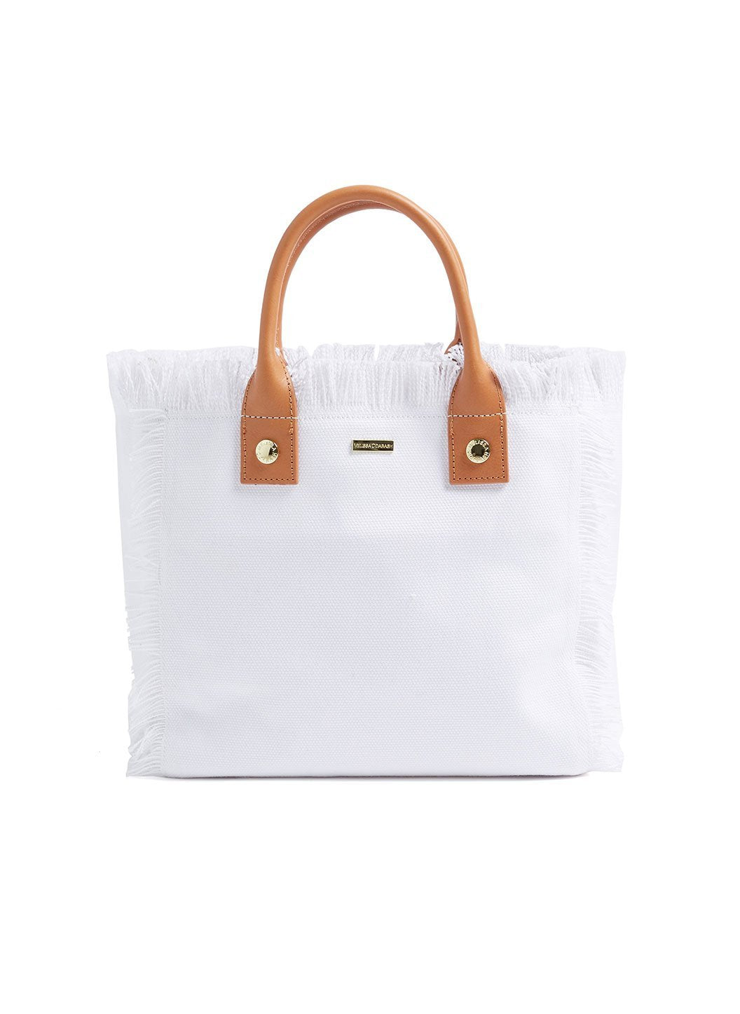 porto cervo mini beach tote white 2018
