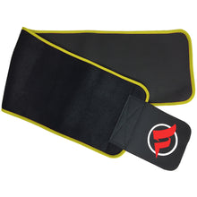 Load image into Gallery viewer, yellow fitru waist trimmer swatch