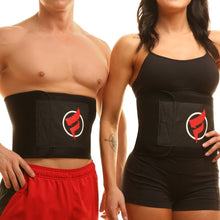 Load image into Gallery viewer, fitru waist trimmer keith and cally