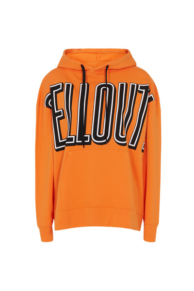 House of Holland x Andrew Brischler 'Sellout' Orange Hoodie