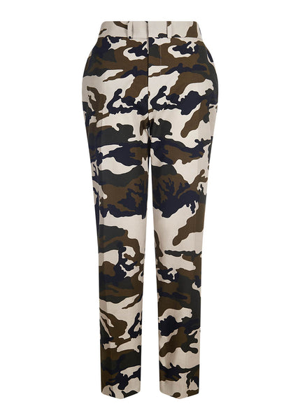 Camouflage Tailored Trouser