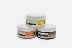 Tropical Flavors Body Polish Trio