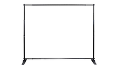 Telescopic Backdrop Stand 96x120