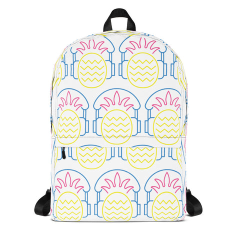 Lolo Backpack - Pineapple Fields